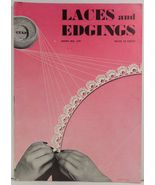 Laces and Edgings Book No. 199 The Spool Cotton Company - $2.99
