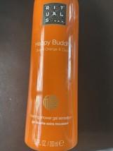 New Bottle Rituals Happy Buddha Shower Gel 6.7 oz no cap - $15.29