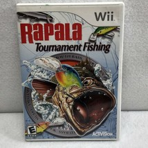 Rapala Tournament Fishing - Nintendo Wii - Includes Manual - $7.52