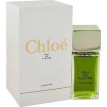 Chloe Eau De Fleurs Capucine 3.4 Oz Eau De Toilette Spray image 3