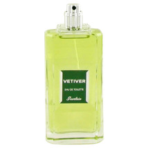 VETIVER GUERLAIN by Guerlain Eau De Toilette Spray (Tester) 3.4 oz (Men) - $100.95