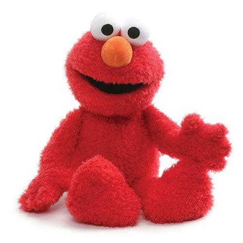 Image 0 of Sesame Street Elmo 50th Anniversary 20-Inch Plush, Gund