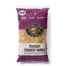 Nature's Path Organic, Crunchy Vanilla Sunrise, 23.8 Ounce. - $12.25