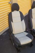 08 Volvo C30 R-DESIGN Front Seats W/ Airbags & Tracks image 2