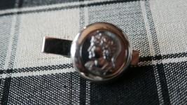 Vintage Silver SWANK Roman Coin Tie Clip - £9.92 GBP
