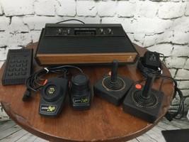 Atari 2600 Video Game Console CX-2600A  **UNTESTED** - $69.29