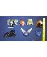 Power Rangers Megazord Helmets head lot part pieces - $49.49