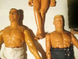 Lot 7 G.I. Joe Dolls Hasbro 1990's - $35.63