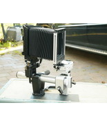Sinar 5X4 4X5 Large Format Camera - Parts As Pictured - Great Project  - $300.00