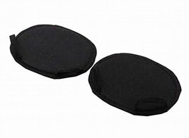 3 Pairs Forefoot Pads Invisible High-heeled Shoes Insoles Cushions 2 Toe... - $272,06 MXN
