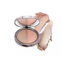 Girlactik Skin Glow Highlighter Duo Sunset Champagne Coral Cream Shimmer... - $16.82