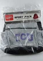 Texas Christian University Drawstring Backpack College Gym Bag Handbag G... - $14.84