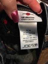 Joe's Jeans The Classic Fit Straight Leg Jeans 29 Denim Blue Jeans Sheld... - $60.53
