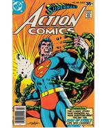 Action Comics #485 - July 1978 Issue - DC Comics - Grade VG - $3.99