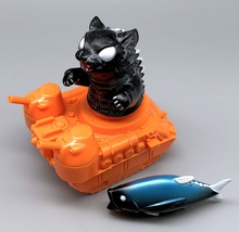 "Max Toy ""Death"" Negora w/ Fish and Tank image 1"