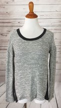 Splendid Sparkle Accent Knit Top XS - $10.88
