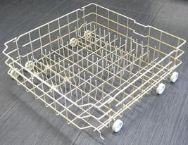 OEM GE TRITON XL Dishwasher Lower Rack w/Wheels Model GSD6660G00SS - $39.99