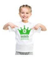 Irish Princess Children's T-Shirt or Baby Romper, St. Patricks Day Shirt... - $9.99+