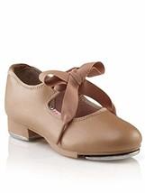 Capezio Jr.Tyette N625C Tap Shoe Toddler/Little Kid,Caramel,1 W US Littl... - $35.34