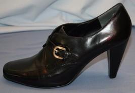 Nine West donna nero pelle anfibi TACCHI TAGLIE 9 M 9M spotono scarpe fi... - €32,96 EUR