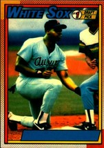 1990 Topps Frank Thomas No Name on Front NNOF Error REPRINT Rookie Baseball Card image 1