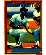 1990 Topps Frank Thomas No Name on Front NNOF Error REPRINT Rookie Baseb... - $4.99