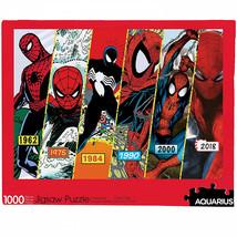Spider-Man Costume Timeline 1000-Piece Jigsaw Puzzle Multi-Color - $29.98