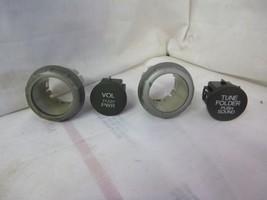 06 07 08 09 10 11 Honda Civic Radio Knob Set 39100-SVA-A04  LOA14 - $15.84