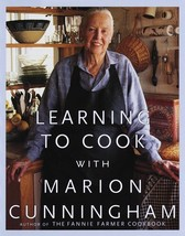 Learning to Cook with Marion Cunningham Cunningham, Marion - $26.95