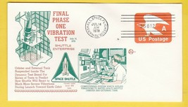 SPACE SHUTTLE FINAL PHASE ONE VIBRATION TEST MARSHALL SPC FLT CTR JUL 14... - $1.78