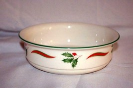 Lenox 1997 Country Holly Soup Cereal Bowl - $11.08