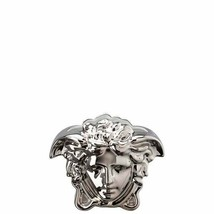 "Versace by Rosenthal Medusa Grande Silver Vase 15 cm/5.9"" inches - $289.50"