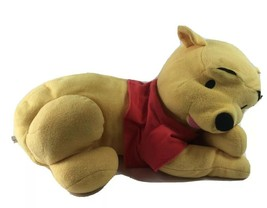 Fisher Price Disney Winnie the Pooh Lounging Plush Bear Large Pillow Plush 2001 - $24.65