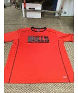 Chicago Bulls Basketball Red T-Shirt XL Excellent Condition - $13.85
