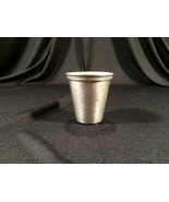 "Vintage International Pewter 1776 House Shot Glass Collectible 2-1/4"" - $24.99"