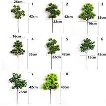 Decor Christmas Branches Fake Plant Artificial Tree Floral Arrangement T... - $19.80