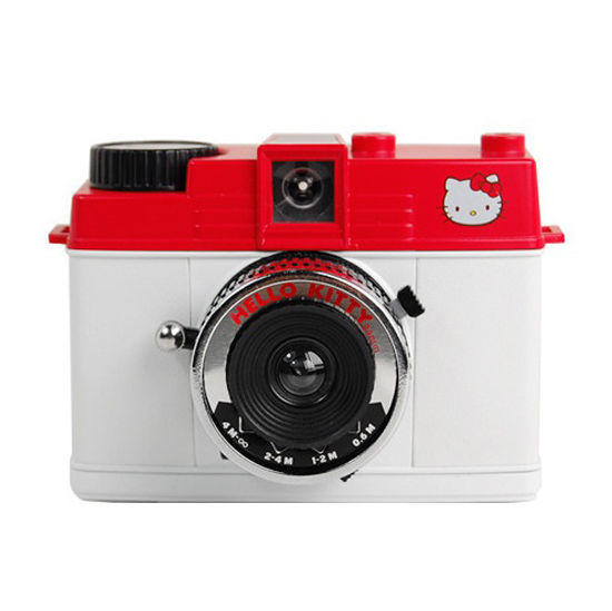 LOMO DIANA MINI HELLO KITTY Edition 35mm Camera NEW
