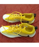 Nike VPR Cleat Football Shoes - Yellow/White/Black - Size 13 - $24.97