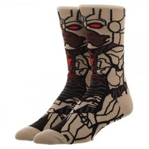 Justice League Cyborg DC Comics Adult 360 Crew Socks - $12.00