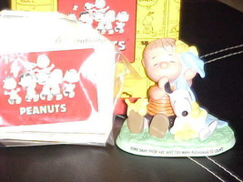 Hallmark Peanuts Gallery SPECIAL BLESSINGS Figurine Mint With Box 2nd Ed... - $49.49