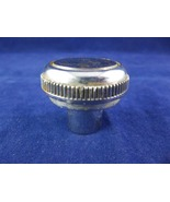 1960's Chevrolet Chrome Metal Headlight Wiper Switch Knob OEM Rat Rod - $12.00