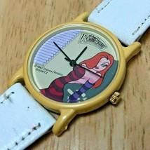 Vintage Disney Roger Rabbit By Rex Yellow Analog Quartz Watch Hours~New ... - $28.49