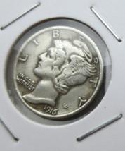 High Grade Silver Mercury Head Dimes 1916 - $24.99
