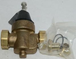 Watts 3/4 Inch Water Pressure Reducing Valve LFN45BM1 Lead Free image 2