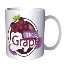Grape Juice Fresh Healthy 11oz Mug m804 - £8.43 GBP