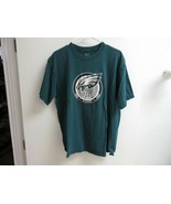 Vintage Philadelphia Eagles T Shirt NFL Reebok size L - $20.00