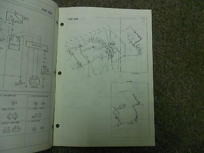 1979 79 Glc Elektrisch Wiring Service Manuell Fabrik OEM Buch Selten