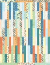 Connecting Threads Beginner Quilt Kit - Hoodoo Garden - $32.30