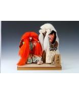 Great Japanese Vintage Kabuki Doll -Ren Jishi- 2LEOS Kyugetsu Product  - $345.49