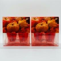 Bath & Body Works PUMPKIN APPLE Home Fragrance Wallflowers (4 Refills) - $19.75